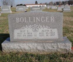 May Elizabeth <I>Smith</I> Bollinger