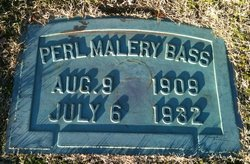 Perl Mallery Bass