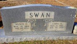 """Spencer D """"Spence"""" Swan"""