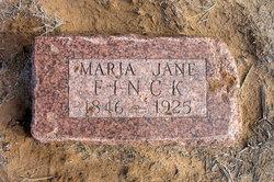 Maria Jane Finck