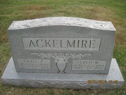 Hazel K <I>Pierce</I> Ackelmire
