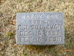 Harry Lee Sullivan