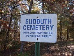Sudduth Cemetery