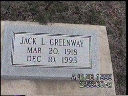 Jackson Lee Greenway, Sr