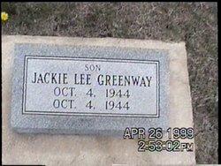 Jack Lee Greenway, Jr