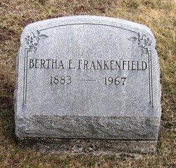 Bertha Estella <I>Bean</I> Frankenfield