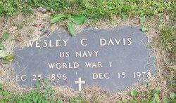 Wesley C. Davis
