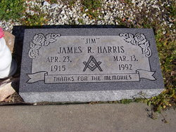 "James Robert ""Jim"" Harris"