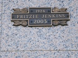 Fritzie Faye <I>Touchette</I> Jenkins
