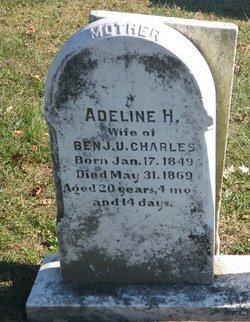 Adeline <I>Henry</I> Charles