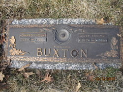 Mary Evelyn <I>Strode</I> Buxton