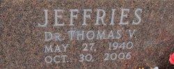 Dr Thomas V. Jeffries