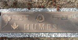 John H Humes