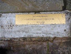 Jacob Michael Ulrich, Sr