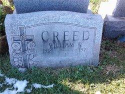 William Walter Creed