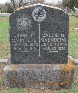 John H. Saunders