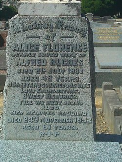 Alice Florence Hughes
