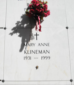 Mary Ann <I>Brusatori</I> Klineman