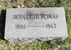 Bernard Horace Bomar