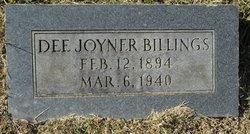 Dee <I>Joiner</I> Billings
