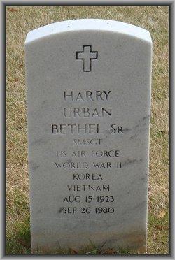 Harry Urban Bethel, Sr
