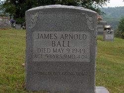 James Arnold Ball