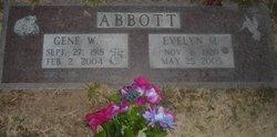 Evelyn M Abbott
