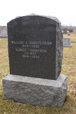 Dr William Alexander Oughterson