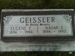 Eugene E Geissler, Jr