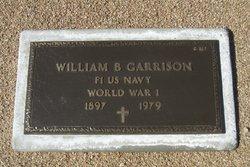 William B Garrison