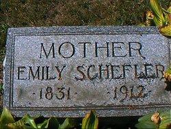 Emily <I>Oatney</I> Schefler