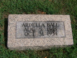 Ardella <I>McCully</I> Ball