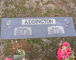 Ishomel Addington
