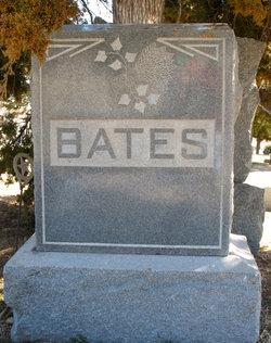 Clara May <I>Baumgardner</I> Bates