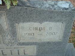 Chloa B Burdett