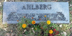 Angeline Frances <I>Leach</I> Ahlberg