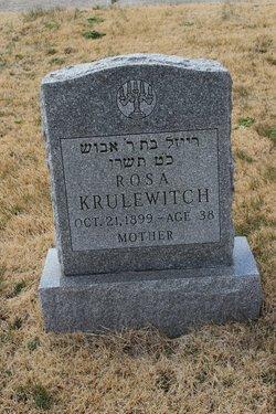 Rosa Krulewitch