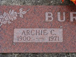 Archie Clyde Burfoot
