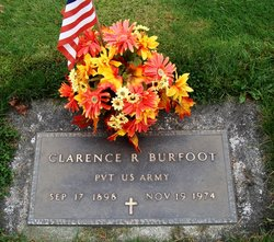 Clarence Burfoot