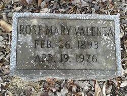 Rose Mary <I>Sokol</I> Valenta