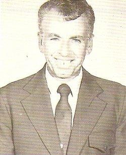 Rev Hubert Eugene Bray