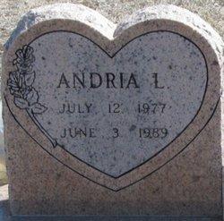 """Andria Leah """"Andi"""" Coppock"""
