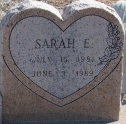 "Sarah E. ""Saree"" Coppock"
