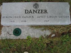 Byron Fred Danzer