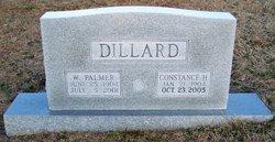 Constance <I>Hemphill</I> Dillard