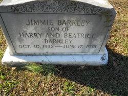 Jimmie Barkley