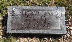 Mildred L <I>Lear</I> Beasley