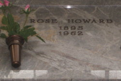 Rose <I>Peper</I> Howard