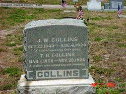 """James W. """"J. W."""" Collins"""