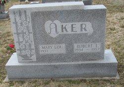 """Robert Eugene """"Bobby"""" Aker"""